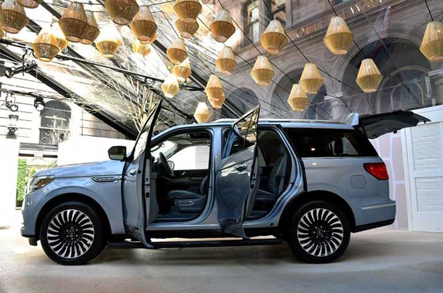 2020 Lincoln Navigator changes