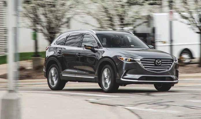 2020 Mazda CX-9 signature - 7-seater SUV
