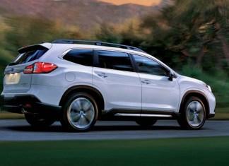 2020 Subaru Ascent changes