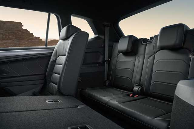 2020 Volkswagen Tiguan Allspace 7-seater SUV