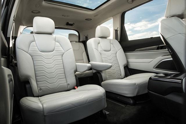 2020 Kia Telluride sx 7-seater