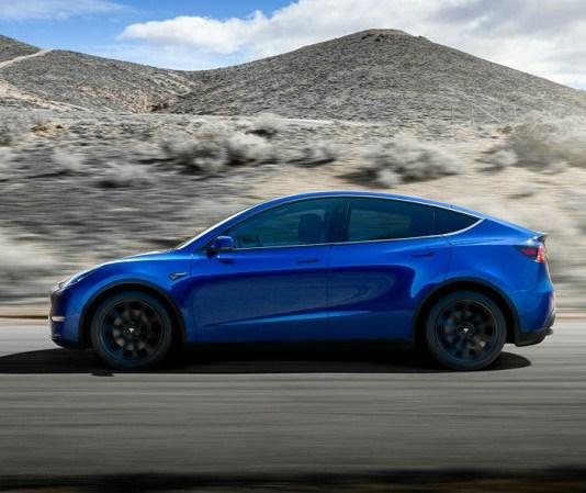 2020 Tesla Model Y Price