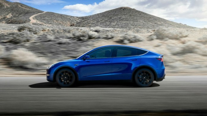 2020 Tesla Model Y - 7-seater SUV