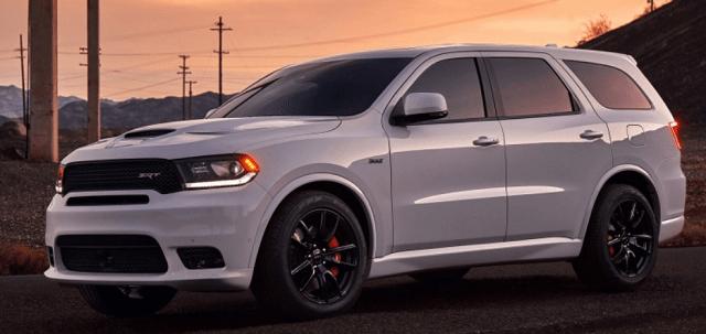 2021 Dodge Durango Hellcat Rendering