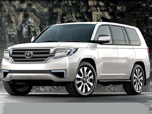 2021 Toyota Land Cruiser 300