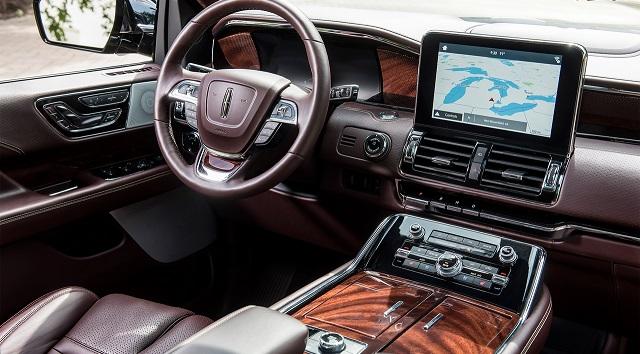 2021 Lincoln Navigator Hybrid Interior