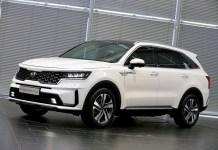 2021 Kia Sorento Hybrid