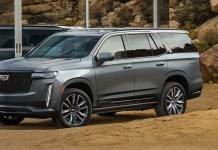 2021 Cadillac Escalade ESV Features