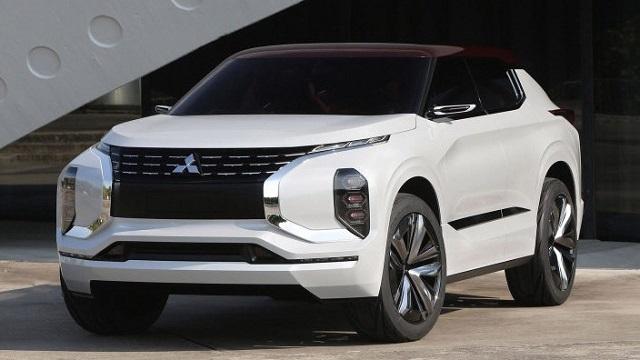2021 Mitsubishi Outlander PHEV Rendering