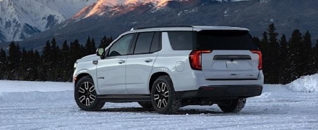 2021 GMC Yukon AT4 price