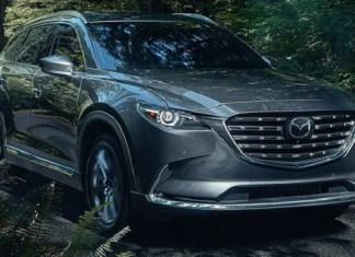2021 Mazda CX-9 featured