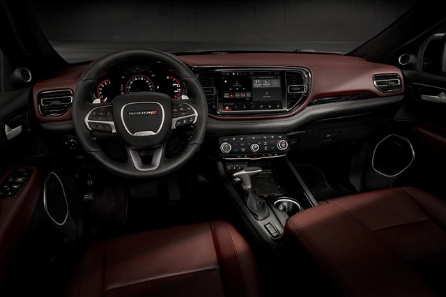 2022 Dodge Durango Interior