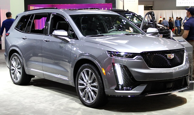 2022 Cadillac XT6 Changes