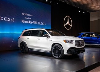 2021 Mercedes-Benz GLS 450