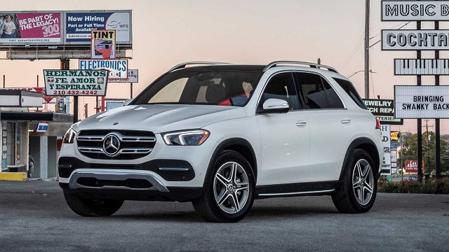 2022 Mercedes-Benz GLE