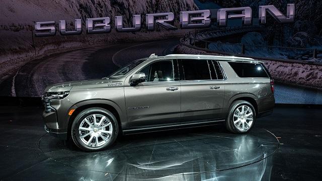 2022 Chevrolet Suburban Diesel Release DAte