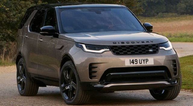 2022 Land Rover Discovery featured