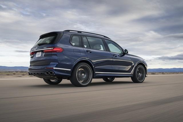 2022 BMW X7 M price