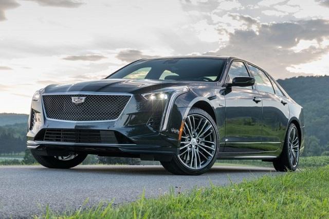 2022 Cadillac XT7 rendering