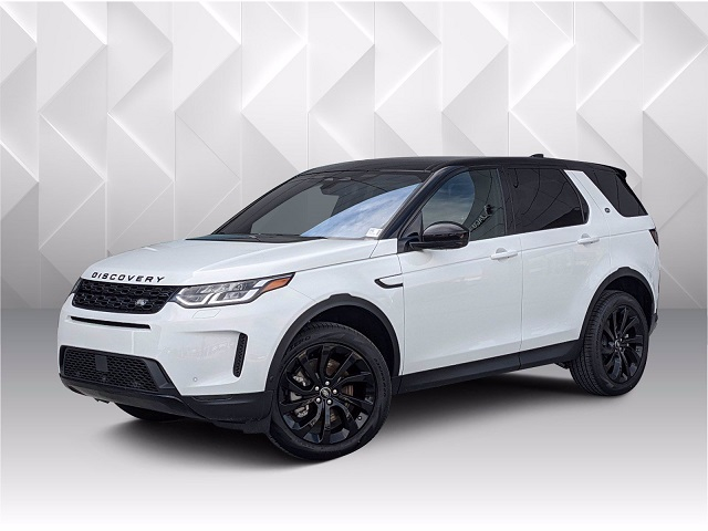 2022 Land Rover Discovery Sport specs