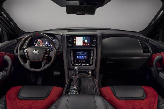 2022 Nissan Armada NISMO Interior