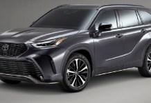 2022 Toyota Grand Highlander