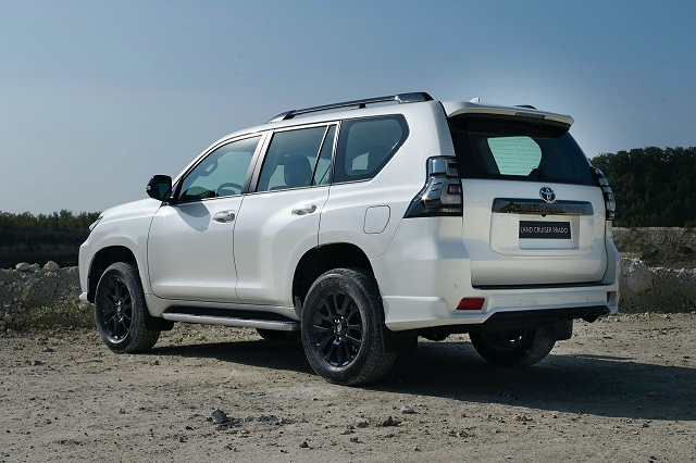 2022 Toyota Land Cruiser Prado Release Date