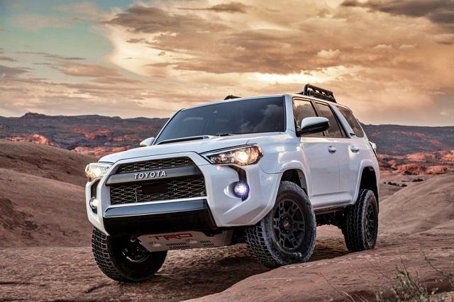 2023 Toyota 4Runner current generation