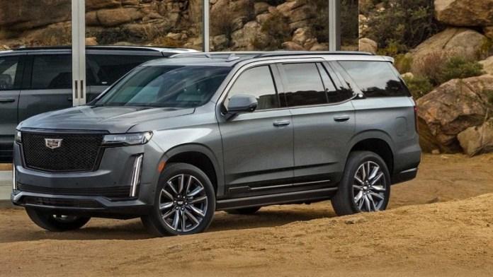 2022 Cadillac Escalade ESV Features