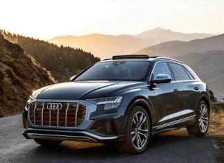 2022 Audi SQ8 featured