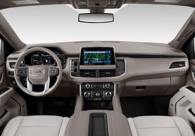 2022 GMC Yukon XL Interior
