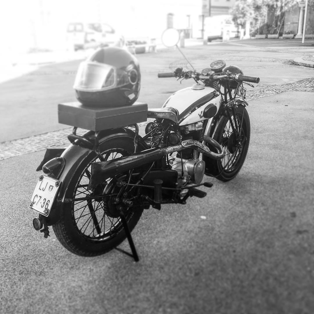 Original 1939 Horex SB35 #77c #7sevencustoms #77 #fromourstreets #horex #classic #vintage #motorcycle #4sale #naprodaj