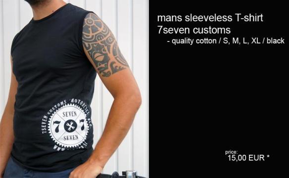 majica brez rokavov