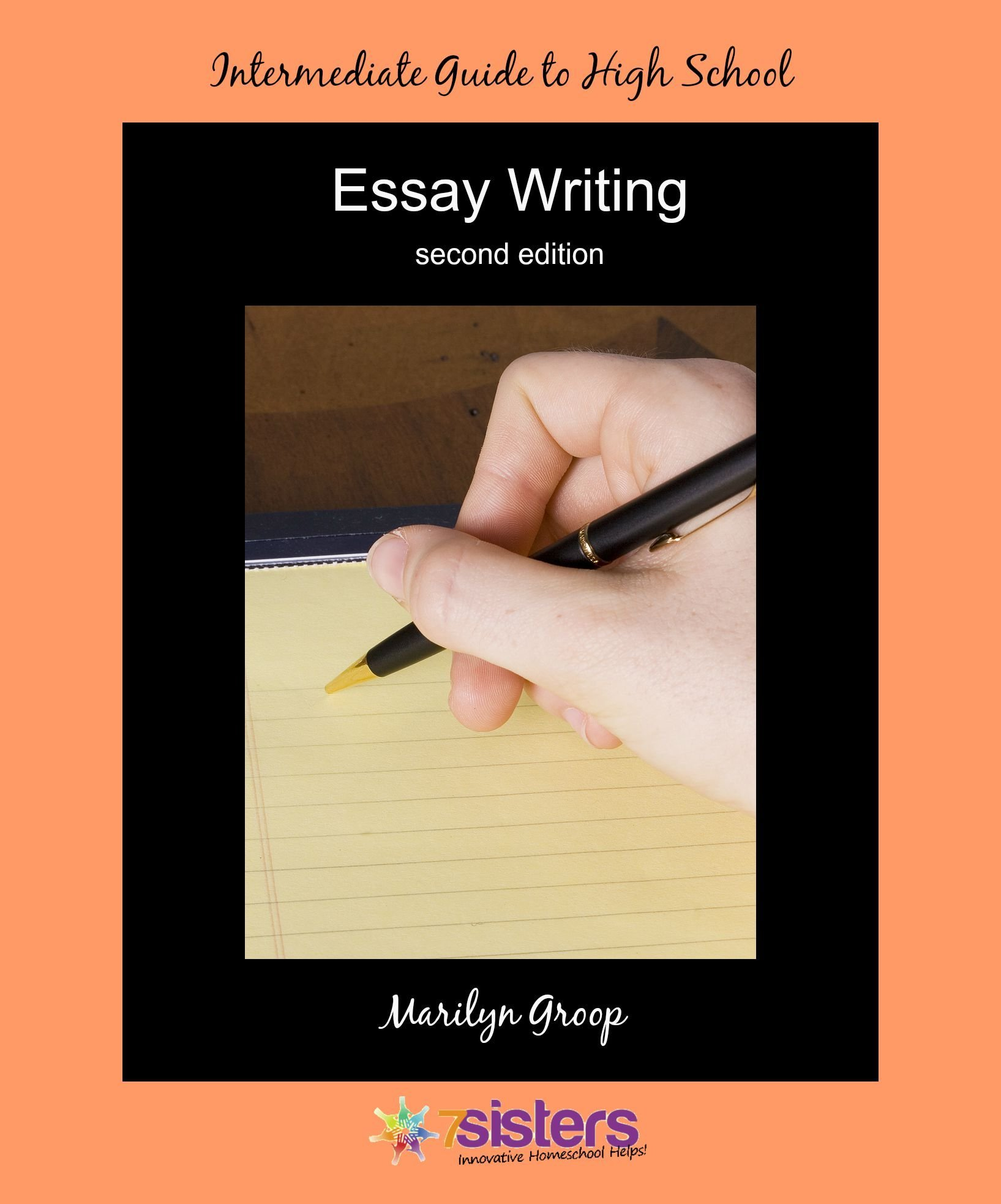 intermediate guide to high school essay writing second edition  intermediate guide to high school essay writing second edition