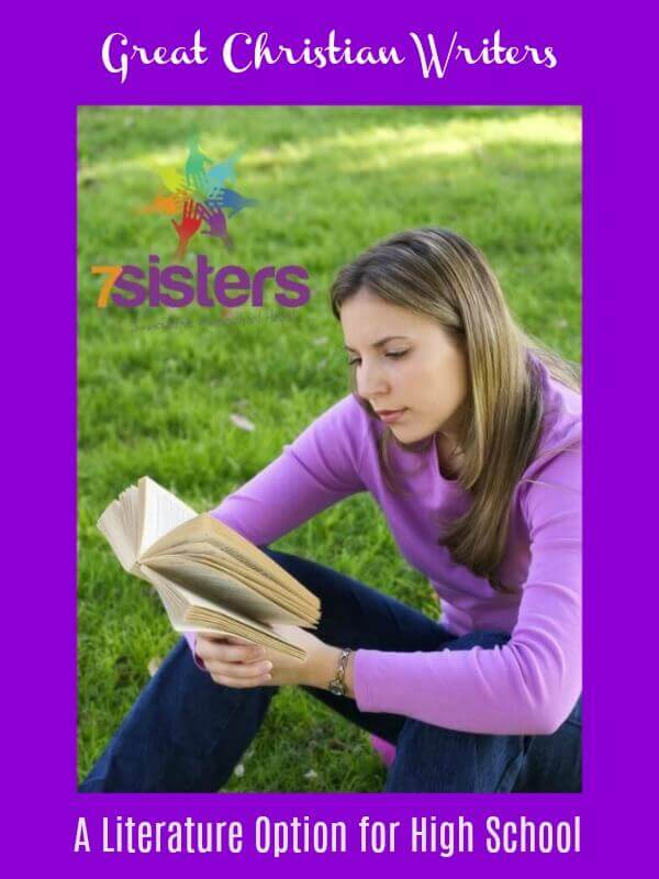 Great Christian Writers High School Literature Course