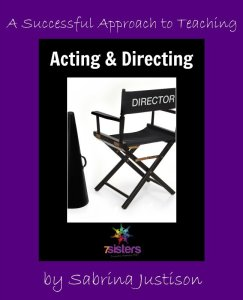Acting and Directing - an introductory guide to teaching young actors
