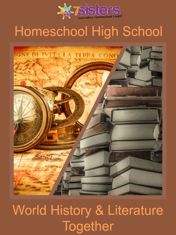 Homeschool High School World History and Literature Together