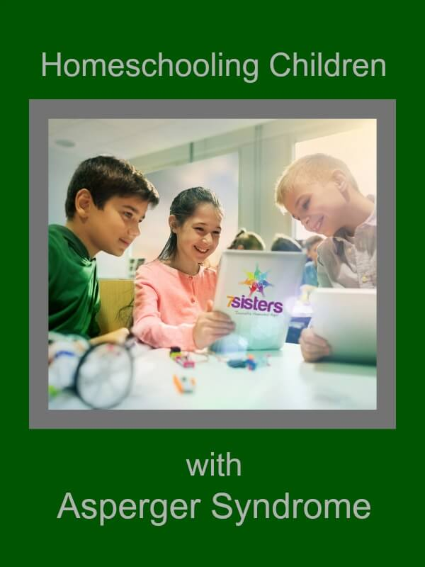 Homeschooling Children with Asperger Syndrome