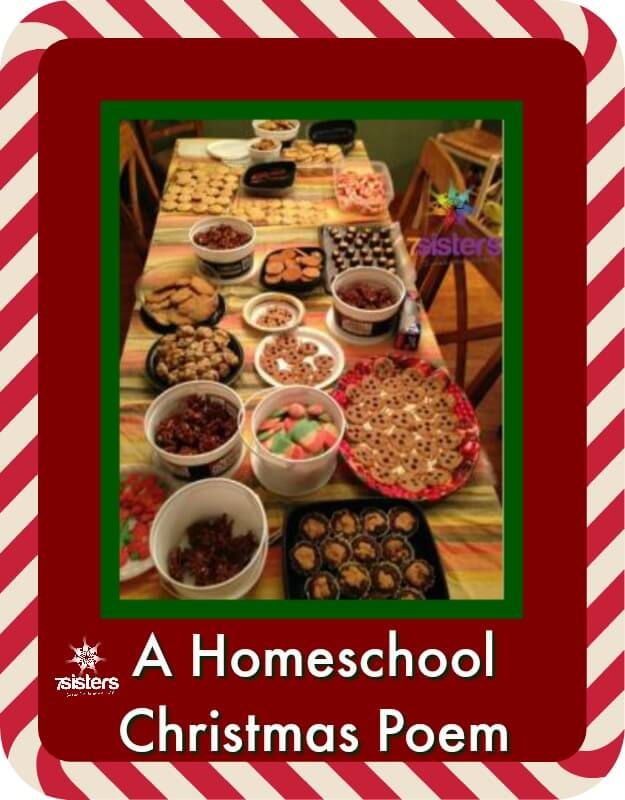 homeschool Christmas poem