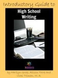 Introduction to High School Writing from 7 Sisters Homeschool
