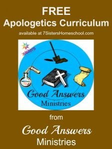 Ways to Introduce Homeschool High Schoolers to Philosophy FREE-Apologetics-Curriculum-from-Good-Answers-Ministry