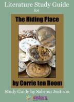 The Hiding Place Study Guide $4.99 What your student needs to know and no more than that!