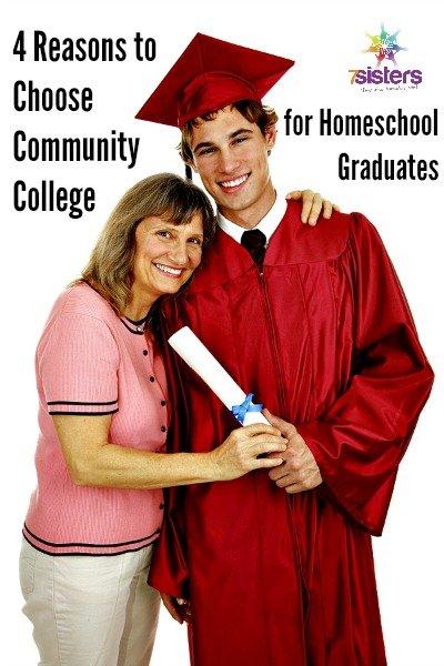 Community College for Homeschool Graduates