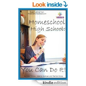 Homeschool High School: You Can Do It!