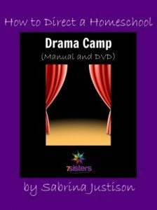 Drama Camp Curriculum