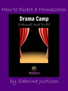 Drama Camp Curriculum