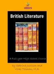High School Language Arts Requirements literature
