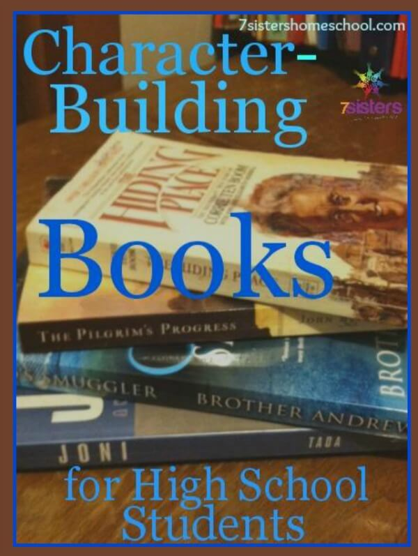 character-building books for high school