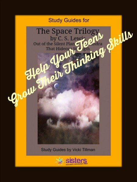 Help Your Teens Grow Their Thinking Skills With C.S. Lewis' Space Trilogy