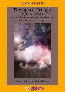 C.S. Lewis' Space Trilogy Study Guide homeschool high school